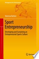 Sport Entrepreneurship Book