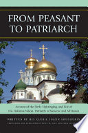 From Peasant to Patriarch Book PDF