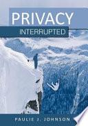 Privacy Interrupted Book PDF