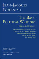 The Basic Political Writings Second Edition  Book PDF