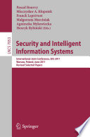 Security and Intelligent Information Systems