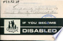 If You Become Disabled