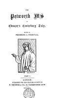 Pdf The Petworth MS. of Chaucer's Canterbury Tales