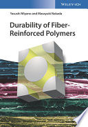 Durability of Fiber-Reinforced Polymers