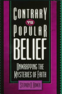 Contrary to Popular Belief Book