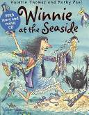 Winnie at the Seaside (paperback and CD)