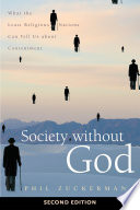 Society without God  Second Edition