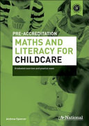 Pre accreditation Maths   Literacy for Childcare