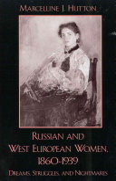 Russian and West European Women  1860 1939