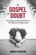 A Gospel of Doubt Book
