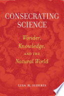 Consecrating Science