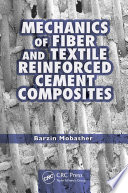 Mechanics Of Fiber And Textile Reinforced Cement Composites Book PDF