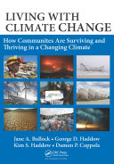 Pdf Living with Climate Change Telecharger