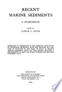 Recent Marine Sediments