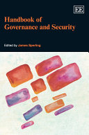 Handbook of Governance and Security