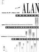 Archivos venezolanos de nutrici  n