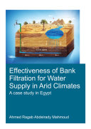Effectiveness of Bank Filtration for Water Supply in Arid Climates
