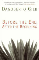 Before the End, After the Beginning Book