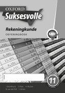 Books - Oxford Suksesvolle Rekeningkunde Graad 11 Oefeningboek | ISBN 9780199045235
