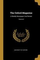 The Oxford Magazine
