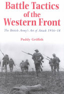 Battle Tactics of the Western Front