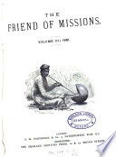 The Friend of missions  with which is incorporated Onward and upward