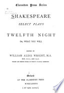 Twelfth Night Or What You Will Book PDF