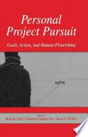 Personal Project Pursuit