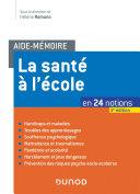 Pdf Aide-mémoire - La santé à l'école - 3e éd Telecharger