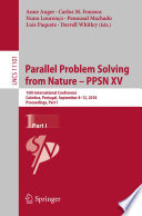 Parallel Problem Solving from Nature – PPSN XV