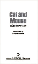 Cat And Mouse Gunter Grass
