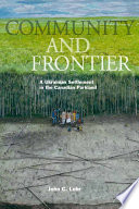 Community and Frontier
