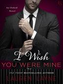 I Wish You Were Mine [Pdf/ePub] eBook
