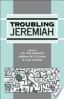 Troubling Jeremiah Book