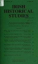 Irish Historical Studies
