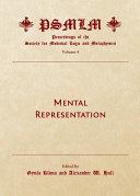 Mental Representation (Volume 4