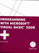 Programming with Microsoft Visual Basic 2008