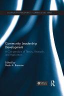 Community Leadership Development Pdf/ePub eBook