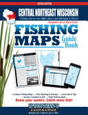 Central Northeast Wisconsin Fishing Map Guide
