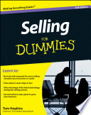 """Selling For Dummies®"" by Tom Hopkins"