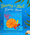 Sharing a Shell Jigsaw Book