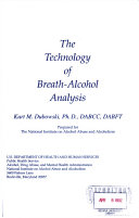 The Technology of Breath-alcohol Analysis