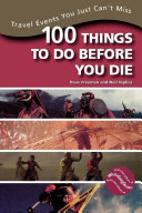 100 Things to Do Before You Die Pdf