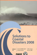 Solutions to Coastal Disasters 2008 Book