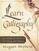 Pdf Learn Calligraphy