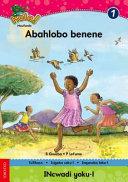 Books - Hola Grade 1 Stage 1 Reader 1 Abahlobo benene | ISBN 9780199042197