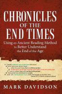 Chronicles of the End Times [Pdf/ePub] eBook