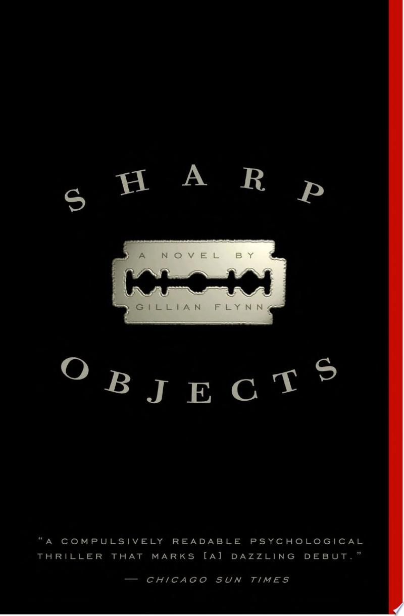 Sharp Objects banner backdrop