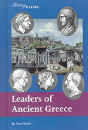 Leaders of Ancient Greece Book PDF