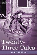 Pdf Twenty-Three Tales Telecharger